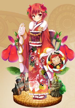 チェリーセージ(新春)