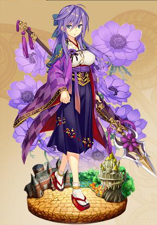 アネモネ(天つ花の令嬢)