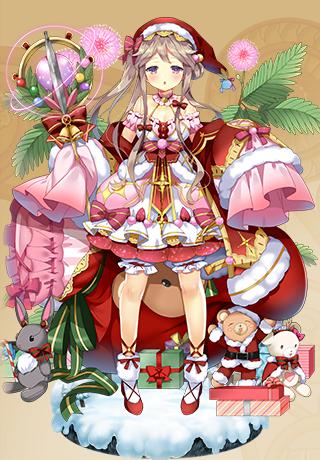 オジギソウ(クリスマス)